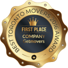 best movers 2016 award